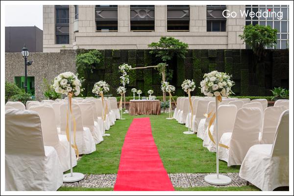 婚宴場地,婚禮場地推薦,高雄國賓,愛河,池畔婚禮