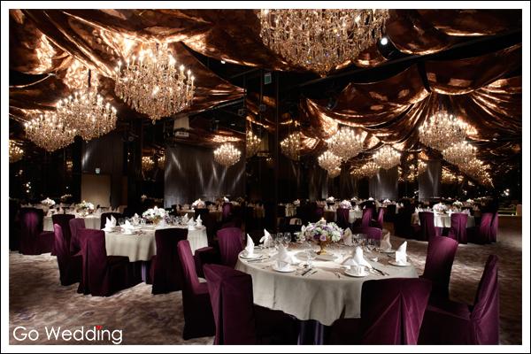 君品酒店, 台北婚宴, 婚宴場地, 五星級飯店