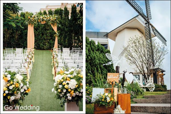 婚宴場地,婚禮場地推薦,青青風車,戶外婚禮,婚宴