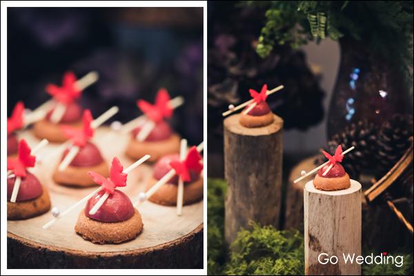 婚宴甜點全台特搜/【君品酒店】豐富層次打造完美甜蜜