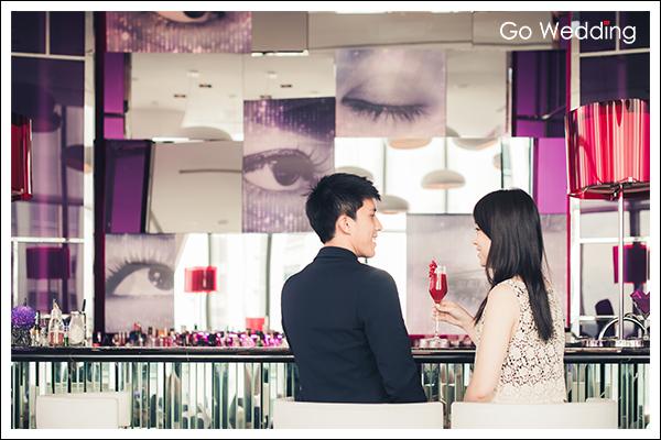 求婚餐廳,台北求婚餐廳,求婚,台北W飯店紫艷酒吧,求婚包廂,戶外露臺,台北W飯店,紫艷酒吧,紫艷酒吧YEN Bar,YEN Bar