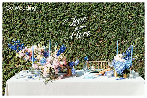 主題婚禮, 婚禮佈置, 復古, 浪漫, 風信子, 婚禮小物