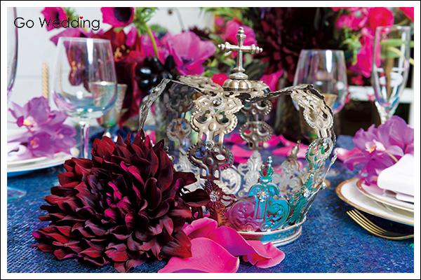 主題婚禮, 婚禮佈置, 婚禮小物, 華麗, 皇后
