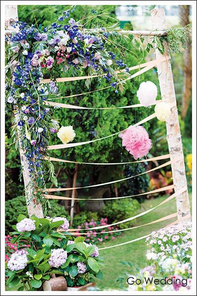主題婚禮, 婚禮佈置, 婚禮小物, 野餐, 春夏