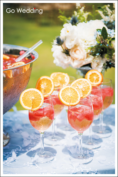 婚禮佈置, 婚禮派對, 彭園八德會館, Tiger Wedding, 花園