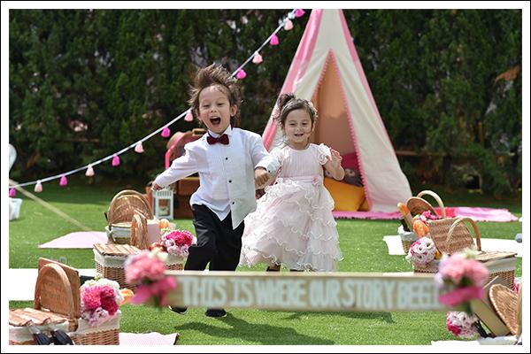 青青食尚花園會館, 戶外婚禮, 主題婚禮, 婚禮, 流程, 婚企