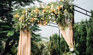 主題婚禮, 南洋風, 婚禮, 婚禮佈置, 戶外婚禮, 野餐風, 青青風車莊園, 青青食尚花園會館
