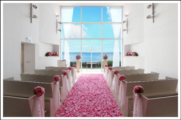 婚禮代辦, 教堂婚禮, 美國, 海外婚禮, 關島