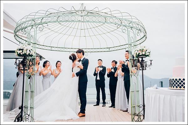 戶外婚禮, 婚禮, 婚宴, 台灣